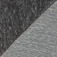 Black Onyx & Vintage Grey Snow