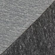 Vintage Grey & Black Onyx Snow