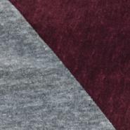 Vintage Grey / Sangria